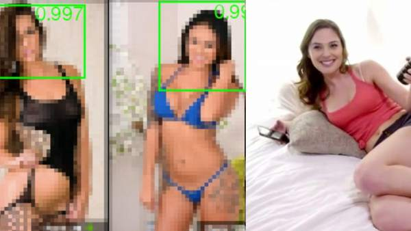 Machine learning en el porno con famosas