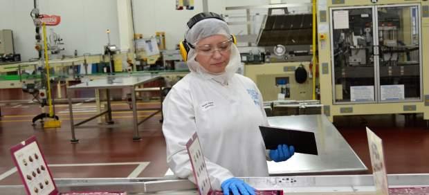 La fábrica de Nestlé en La Penilla supera los 500 millones de bombones producidos