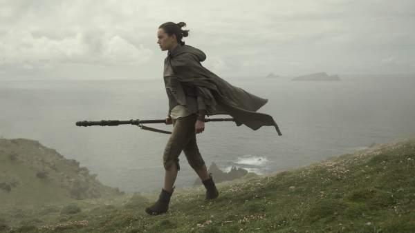 'Star Wars VIII: Los últimos Jedi'