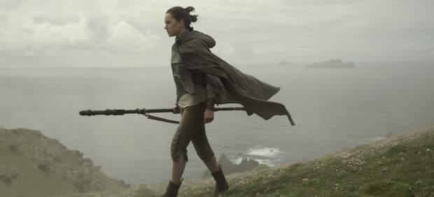 'Star Wars: Los últimos Jedi' supera a 'La Bella y la Bestia' y es la película más taquillera de 2017