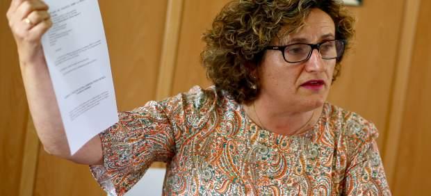 """Asesora de Juana Rivas pide """"toda la justicia que el caso requiere"""" tras ser desvinculada de la causa"""