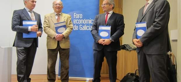 """El Foro Económico de Galicia certifica la recuperación pero aprecia """"inestabilidad"""" en el modelo y sueldos todavía bajos"""