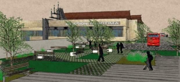Catorce empresas optan a ejecutar la mejora del entorno de la Estación Marítima