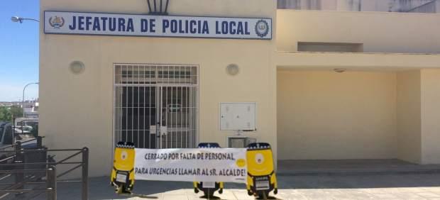Nota De Prensa La Policía Local De Coria Permanecerá Cerrada En Algunos Servicio