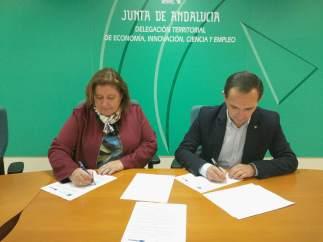 Acuerdo entre Giahsa y el SAE.
