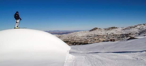 Turismo.- Sierra Nevada alcanza los 44 kilómetros esquiables, la mayor oferta de la temporada