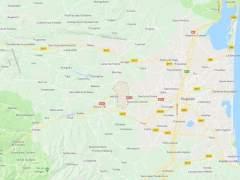 Al menos tres muertos al chocar un tren y un autobús escolar en Francia