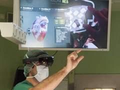 La realidad virtual se mete en el quirofano