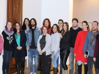 Reunión con Kellys Unión Baleares en el Parlament