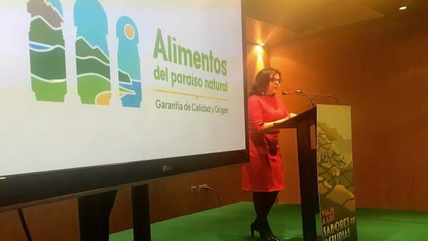 Nota Prensa, Fotos Y Audios Consejera Desarrollo Rural Presentación Campaña Alim