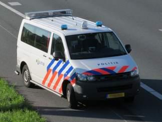 Policía de Holanda