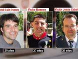 Las tres personas asesinadas por 'Igor, el ruso'