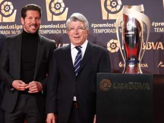 Simeone y Cerezo