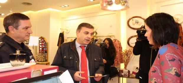Presentación de la campaña Comercio Seguro para la Navidad