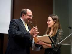 Alba Flores Robla, Premio Adonáis 2017 de Poesía