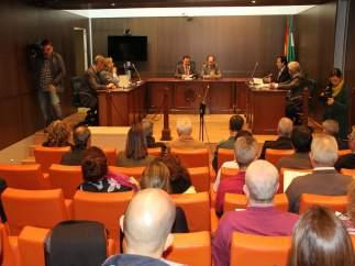 Nota De Prensa Y Fotos De Hoy, 15 De Diciembre, Encuentro Jueces De Paz
