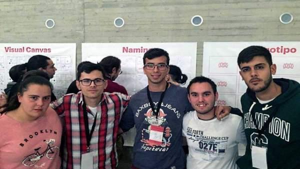 El equipo ganador de 'Talento Emprendedor'