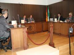El presidente de la Audiencia Provincial de Huelva, Antonio Pontón.