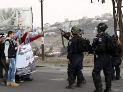Cuatro palestinos muertos en las protestas contra la decisión de Trump sobre Jerusalén