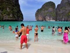 Las playas de Tailandia, amenazadas por su propio éxito