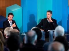 Manuel Valls apoya junto al PP la aplicación del 155 y una España unida