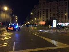 En estado grave un chico de 25 años tras ser atropellado por un autobús en Madrid