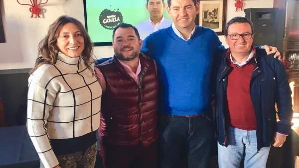 El PP designa a su candidato a la alcaldía de Valverde del Camino (Huelva)