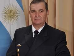 El Gobierno argentino destituye al jefe de la Armada