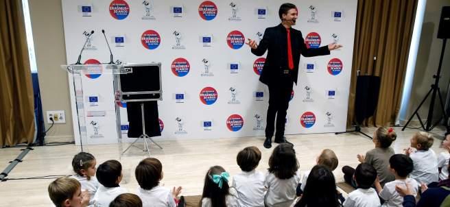 Acto de celebración del 30 aniversario del programa Erasmus de la UE