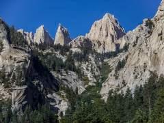 Las montañas crecen o bajan de altitud por el agua que acumulan