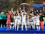 Sergio Ramos levanta el sexto título mundial
