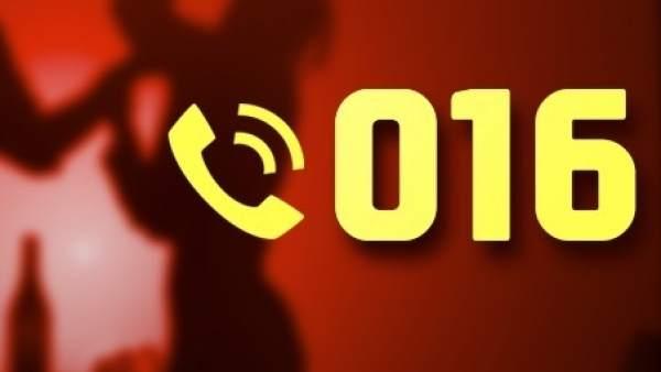 016, Teléfono Ayuda Malos Tratos, Violencia De Género