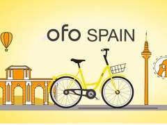 Ofo, la marca de bicis chinas de alquiler que desembarca en Madrid y Granada