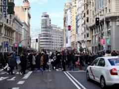 Unos 150 menores roban a diario en el centro de Madrid