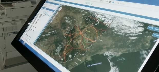 Aragón parte del Consejo Directivo de Infraestructura de Información Geológica.