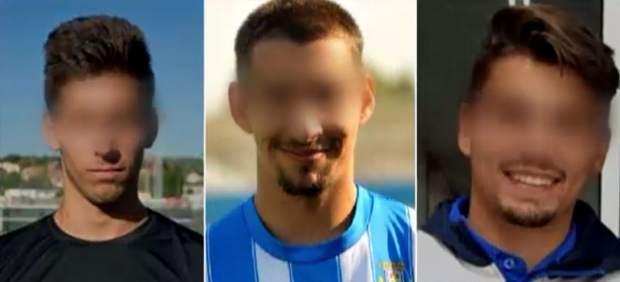 Los tres exjugadores de la Arandina serán juzgados por delito continuado de agresión sexual a una ...