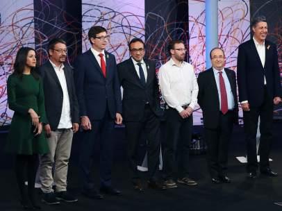 Debate Elecciones 21-D