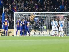 El Barça arrasa al Deportivo y llega al clásico con mucha ventaja