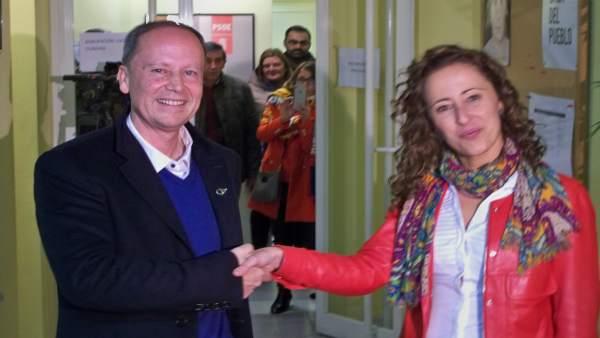 Rafael Rodríguez Villarino y Noela Blanco se medirán en una segunda vuelta