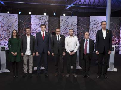 Debate de las elecciones catalanas 2017