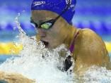 La nadadora española Jessica Vall