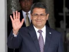Hernández, declarado oficialmente presidente electo de Honduras