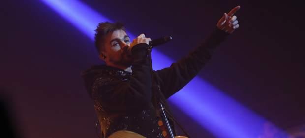 Juanes en concierto en Madrid