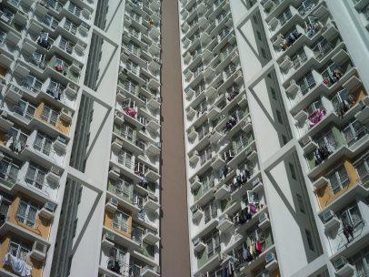 Edificio colmena