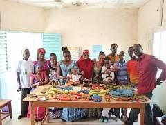 Acció humanitària del CEU a Sierra Leone