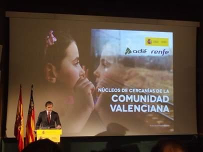 Plan de Cercanías de la Comunitat Valenciana