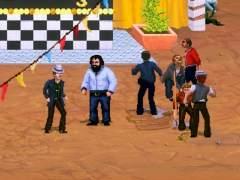 Así es el videojuego de los míticos Bud Spencer y Terence Hill