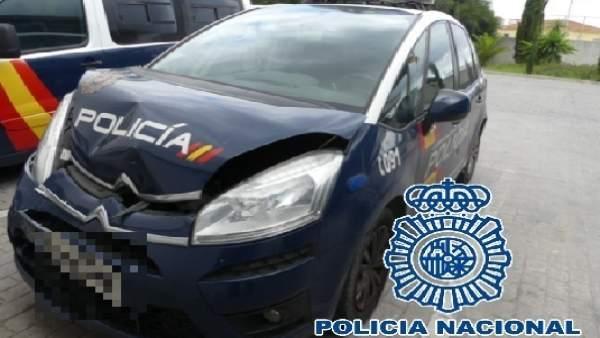 Sucesos detenido en algeciras acusado de embestir a un - Policia nacional algeciras ...