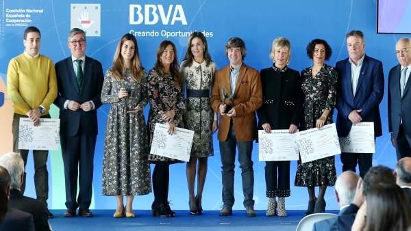 Foto de Familia Premios Acción Magistral 2017