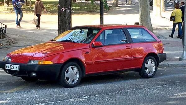 Volvo que perteneció al rey Felipe VI